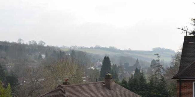 View from Tupwood Lane