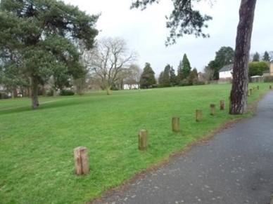 Hambledon linear park